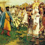 Ivanov. Christians and pagans.