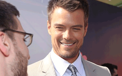 """Transformers: Dark of The Moon"" premier, Josh Duhamel"